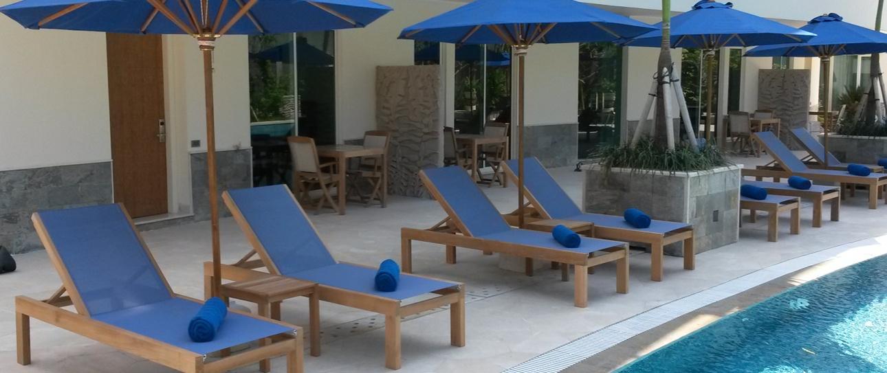 Resort Hotel - Bali | Asia Concept | High quality teak