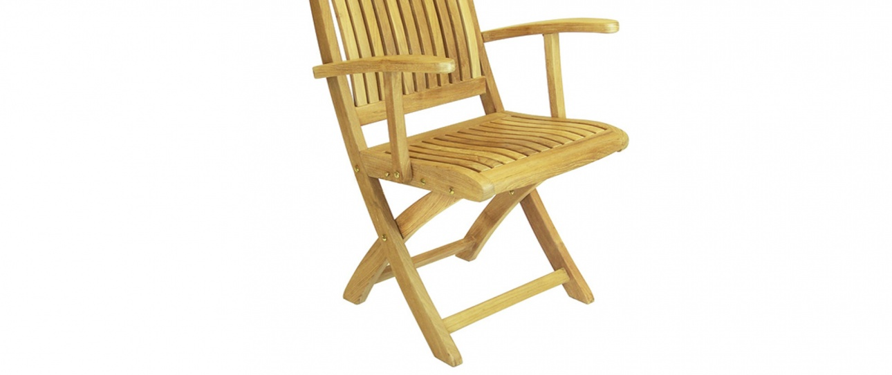 Teak_Chair_Folding_Arm_Cornwall