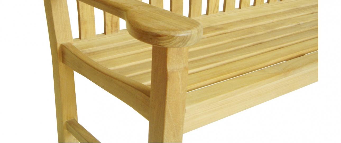 Teak_outdoor_bench_Marco_Polo_Detail
