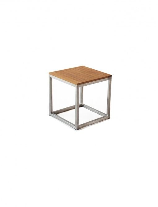 Stainlees_Steel_Table_Square-Alea_48cm_Stainless