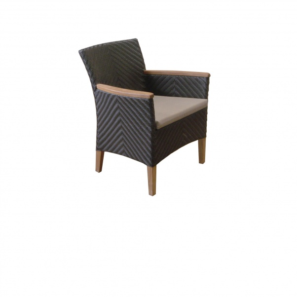 Synth_Rattan_Chair_Dining_Arm_Duke