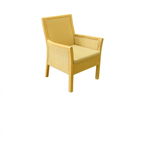 Synth_Rattan_Chair_Dining_Arm_Jersey