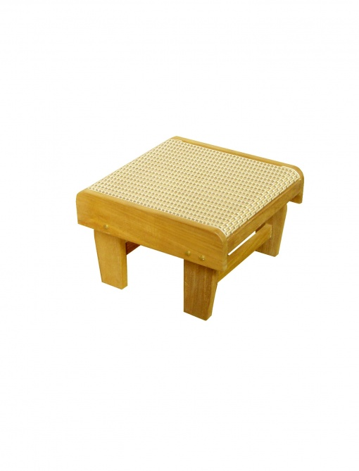 Synth_Rattan_Footstool_Adirondack