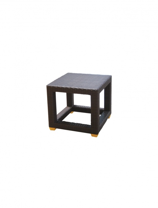 Synth_Rattan_Table_side_coffee_square_Kubus_60x60