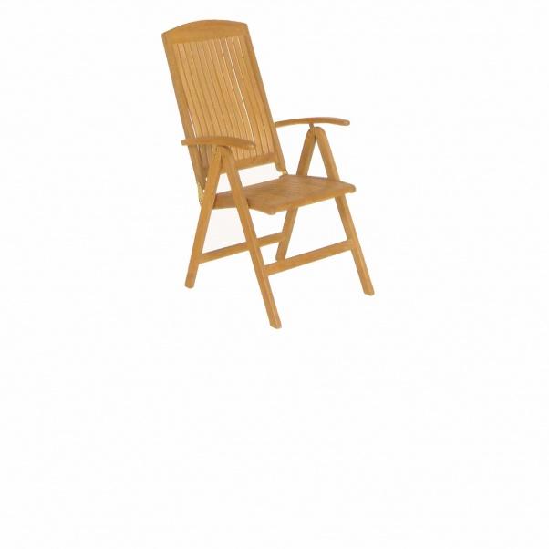 Teak_Chair_Adjustable_Recliner_Cornwall