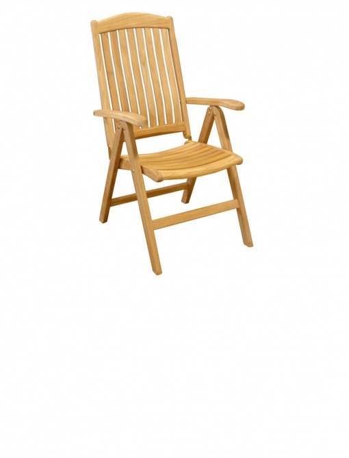 Teak_Chair_Adjustable_Recliner_Marco_Polo