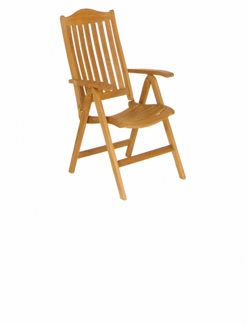 Teak_Chair_Adjustable_Recliner_Matador