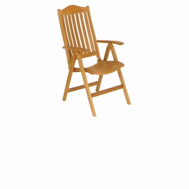 Teak_Chair_Adjustable_Recliner_Matador