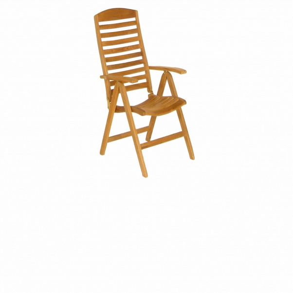 Teak_Chair_Adjustable_Recliner_Maverick