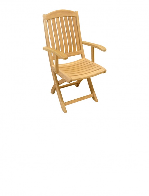 Teak_Chair_Folding_Arm_Marco_Polo