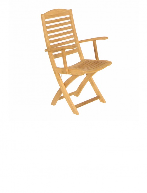 Teak_Chair_Folding_Arm_Maverick