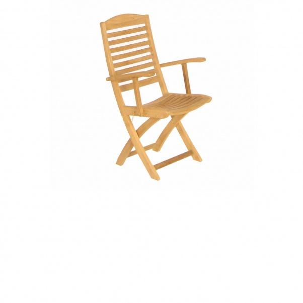 Teak_Chair_Folding_Arm_Maverick