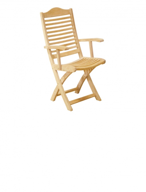 Teak_Chair_Folding_Arm_Torerro