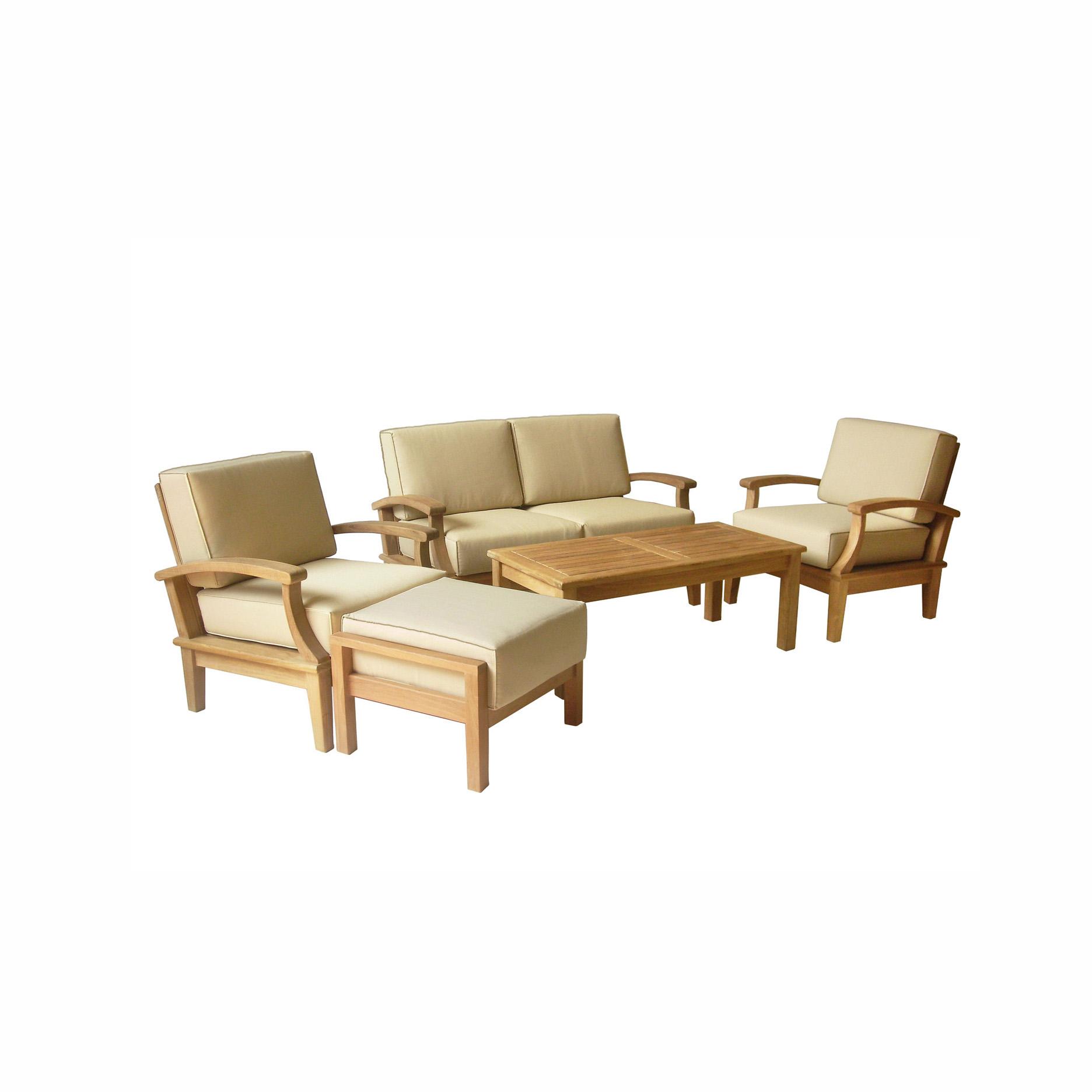 Teak Living and Lounge Magellan | Asia Concept | High quality teak ...