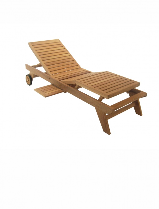 Teak_Sunbed_Lounger_Elevatio