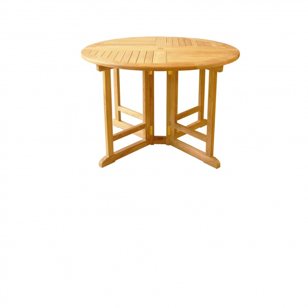 Teak_Table_Folding_Round_Butterfly_Gateleg