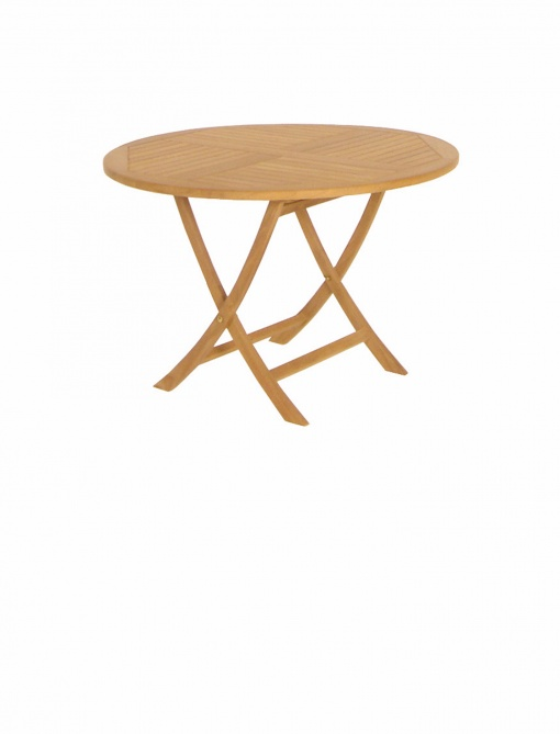 Teak_Table_Folding_Round_Golf_ZZ_Top