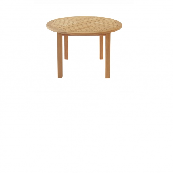 Teak_Table_Round_Golf_D120