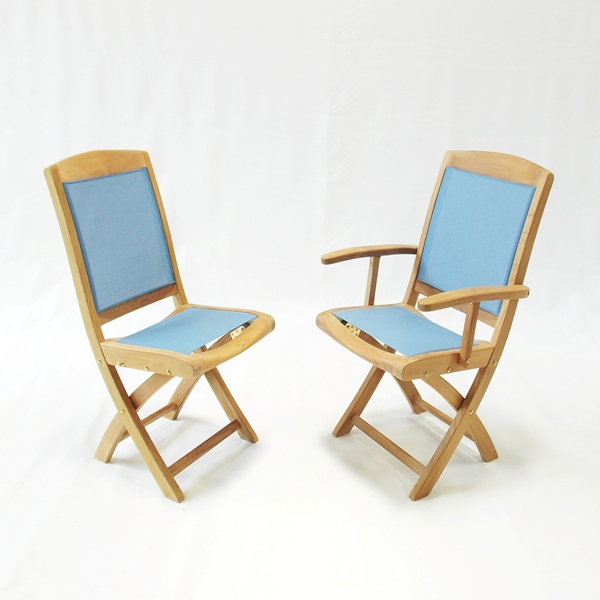Textilene_Chair_Folding_Arm_B