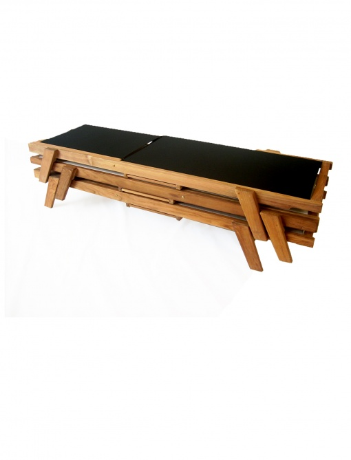 Textilene_Lounger-Stacking_Black-C